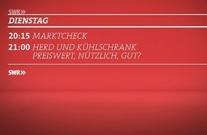 """""""Herd und Kühlschrank - preiswert, nützlich, gut?"""", 4. April 2017, SWR Fernsehen"""