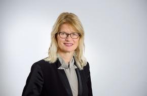 santésuisse: santésuisse - Madame Sandra Kobelt, nouvelle responsable du département Politique et communication