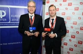 JT International Germany GmbH: JTI Deutschland zählt zu den Top Arbeitgebern 2014 / Anerkennung für das Engagement der Mitarbeiter