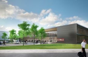 STIEBEL ELTRON: Grundsteinlegung für neues Stiebel-Eltron-Trainings- und Kommunikationszentrum / 16 Millionen Euro-Investition im niedersächsischen Holzminden
