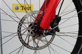 Touring Club Schweiz/Suisse/Svizzero - TCS: E-Bikes liegen weiterhin im Trend