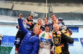 ProSieben Television GmbH: WOK-WM gewinnt Zuschauer: Heimsieg für Österreich, das Internet holt Bronze