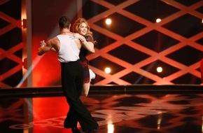 ProSieben Television GmbH: Premiere: Palina Rojinski tanzt zum ersten Mal Cha-Cha-Cha