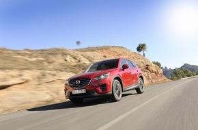 Mazda: Mazda wächst weiter: Mehr als 40 Prozent Steigerung seit 2012