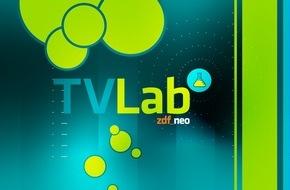 """ZDFneo: Der Countdown läuft: In fünf Tagen startet das """"TVLab"""" in ZDFneo"""