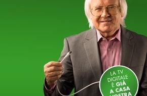 Pro Senectute: Passaggio al TV digitale: Campagna di informazione di Pro Senectute Svizzera e Swisscable