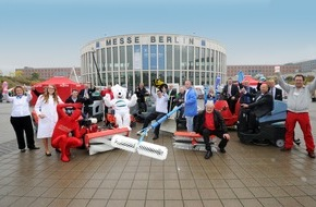 Messe Berlin GmbH: CMS 2015: Erstmals Neuheiten-Report zur CMS Berlin 2015