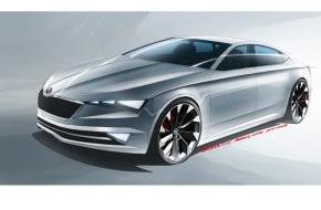 """Skoda Auto Deutschland GmbH: Designstudie """"SKODA VisionC"""" - eine Marke im Aufbruch"""