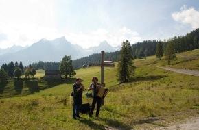 Alpenregion Bludenz: Berge.hören - Kultur- und Genusswanderungen in der Alpenregion Bludenz in Vorarlberg