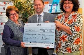 BKK Pfalz: Die BKK Pfalz fördert Selbsthilfegruppen des Gesundheitstreffpunkt Mannheim e. V. mit 12.000 Euro
