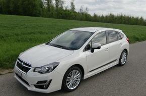 SUBARU Schweiz AG: Subaru senkt die Preise
