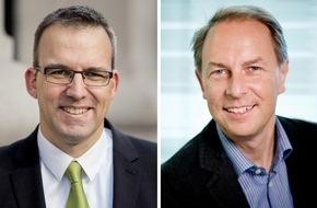 dpa Deutsche Presse-Agentur GmbH: Chris Melzer wird neuer dpa-Unternehmenssprecher - Christian Röwekamp übernimmt Leitung des dpa-Themendienstes