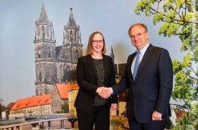 IMG - Investitions- und Marketinggesellschaft Sachsen-Anhalt mbH: Made in Germany: IBM stärkt lokale IT-Services / IBM eröffnet in Magdeburg IT-Services Center / Bis zu 300 neue Arbeitsplätze im IT-Bereich entstehen