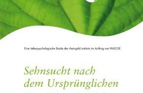 Pascoe Naturmedizin: Sehnsucht nach dem Ursprünglichen / Der Trend hin zur Naturmedizin hat auch kulturelle Hintergründe-Patienten erwarten Fachwissen zu alternativen Heilmethoden auch von Apothekern und Schulmedizinern