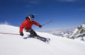CosmosDirekt: Auf die Bretter, fertig, los: Gut vorbereitet für den Wintersport (FOTO)