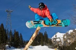 Schilthornbahn AG: Freestyle-Spektakel und Freeride Sessions am Schilthorn / Schilthornbahn AG ist verlässliche Partnerin des Whitestyle Opens
