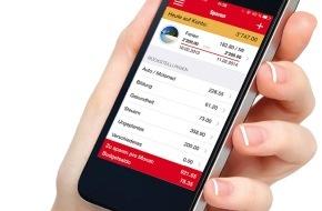"""Caritas Schweiz / Caritas Suisse: Die App """"Caritas My Money"""" hilft Jugendlichen bei der Budgetplanung"""