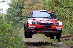 Skoda Auto Deutschland GmbH: Titel-Double: SKODA schreibt Geschichte in der APRC