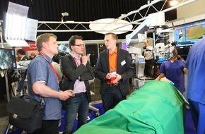 Messe Berlin GmbH: Presse Abschlussbericht conhIT 2015