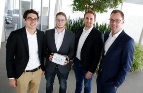 """Initiativkreis Ruhr GmbH: Spitzenmanager beraten junge Gründer - Auftakt des Projekts """"Smart am Start"""""""