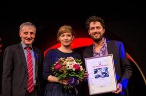 Bundesverband Niedergelassener Kardiologen e.V. (BNK): Der BNK-Medienpreis 2015 geht nach Berlin / WDR-Beitrag in neuem Format überzeugt die Jury