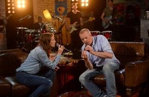 """ProSiebenSat.1 TV Deutschland GmbH: """"Lieber so"""": Yvonne Catterfeld startet fuer Thueringen beim """"Bundesvision Song Contest"""""""
