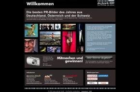 news aktuell GmbH: obs-Awards 2009: Die besten PR-Bilder des Jahres stehen zur Abstimmung bereit
