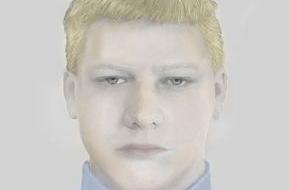 Polizeidirektion Bad Segeberg: POL-SE: Bad Segeberg: Nach versuchtem sexuellen Übergriff - Kriminalinspektion fahndet mit Phantombild