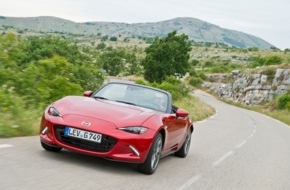 Mazda: Der perfekte Gleichklang von Fahrer und Fahrzeug
