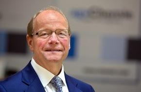 Chemie-Verbände Baden-Württemberg: Personalie Chemie-Arbeitgeber Baden-Württemberg: Markus Scheib als Vorsitzender bestätigt / Bekenntnis zum Flächentarifvertrag