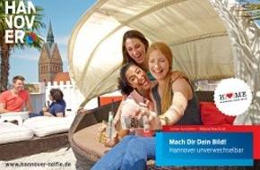 Hannover Marketing und Tourismus GmbH: Mach Dir Dein Bild - Hannover unverwechselbar