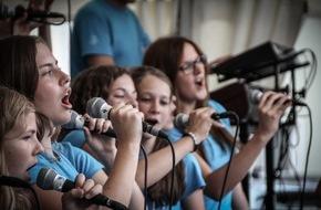Heilsarmee / Armée du Salut: alive-Teens on tour!