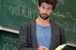 """SAT.1: Hochintelligente Spürnase unter Zeitdruck: Tom Beck ist """"Einstein"""" im gleichnamigen SAT.1-Krimi am 24. März 2015, um 20:15 Uhr"""