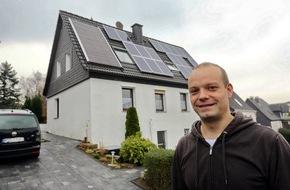co2online gGmbH: Hauseigentümer gesucht für Praxistest mit Solarthermie-Technik im Wert von 60.000 Euro / 6 Mio. Tonnen weniger CO2 durch 7,5 Mio. neue Anlagen möglich