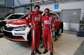 Skoda Auto Deutschland GmbH: SKODA will APRC-Titel verteidigen: Start in Neuseeland