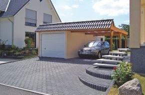 Fachvereinigung Betonfertiggaragen e.V.: Modernisierungstipp: Garage im neuen Glanz