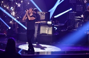 "The Voice of Germany: Traumhaftes Wiedersehen: Coldplay singen im Finale von ""The Voice of Germany"""