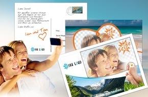 Aberger Software GmbH: Der moderne Tourist des IT-Zeitalters verschickt Urlaubsgrüße via Postkarten-App