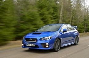 """Subaru: Subaru WRX STI gewinnt """"sport auto Award"""" / Erster Platz in der Importwertung seiner Kategorie / Dritter Rang im Gesamtranking seiner Klasse"""