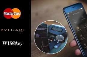 WISeKey SA: BVLGARI, MasterCard et WISeKey s'associent pour équiper de capacités de paiement la nouvelle Diagono Magn@sium de Bulgari, la toute première montre intelligente mécanique de luxe