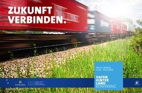 IMG - Investitions- und Marketinggesellschaft Sachsen-Anhalt mbH: Zukunft verbinden - Die Logistik trifft sich in Sachsen-Anhalt