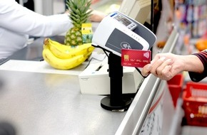 IG Schweizer Kartenanbieter: Immer mehr Schweizer nutzen ihre Kreditkarte fürs kontaktlose Zahlen