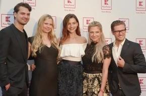 """Gewinnerin der Kaufland-Aktion """"Grilldiamant"""" feiert in Berlin spektakuläre Party mit vielen Promis"""
