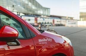 Mobility Carsharing Schweiz: Ein Mobility-Auto ersetzt 10 Privatautos