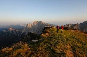Weitwandern - Österreichs Wanderdörfer: Der große Trip! Mit freiem Kopf durchs ganze Land.