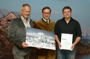 Tirol Werbung: Berg.Welten 2011: Berge als Metapher