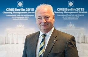 Messe Berlin GmbH: CMS 2015: IHO trotzt schwierigen Rahmenbedingungen