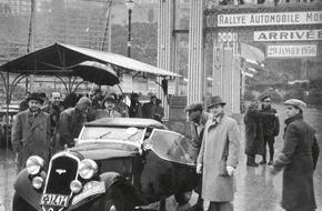 Skoda Auto Deutschland GmbH: SKODA Popular: Vor 80 Jahren feierte die Automobilikone ihren ersten Rallye-Erfolg