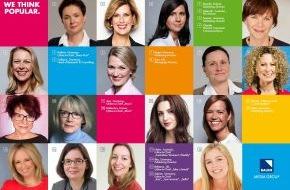 """Bauer Media Group: """"Bauer-Frauen sind Power-Frauen"""": 43 Prozent der Führungskräfte weltweit sind Frauen (FOTO)"""