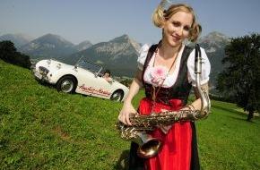 ALPBACHTAL SEENLAND Tourismus: Rolling Oldies - Österreichs schönste Oldiefete